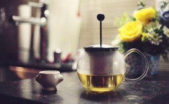 voordelen groene thee huid